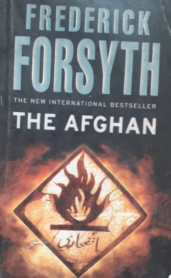 The Afghan by Frederick Forsyth
