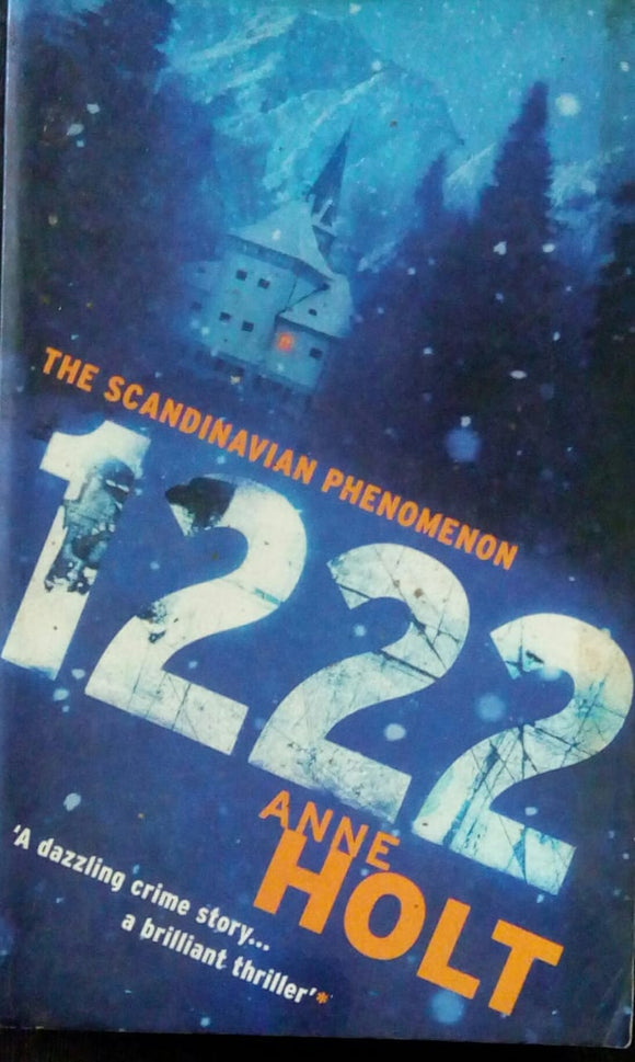 The scandinavian phenomenon 1222-Anne Holt