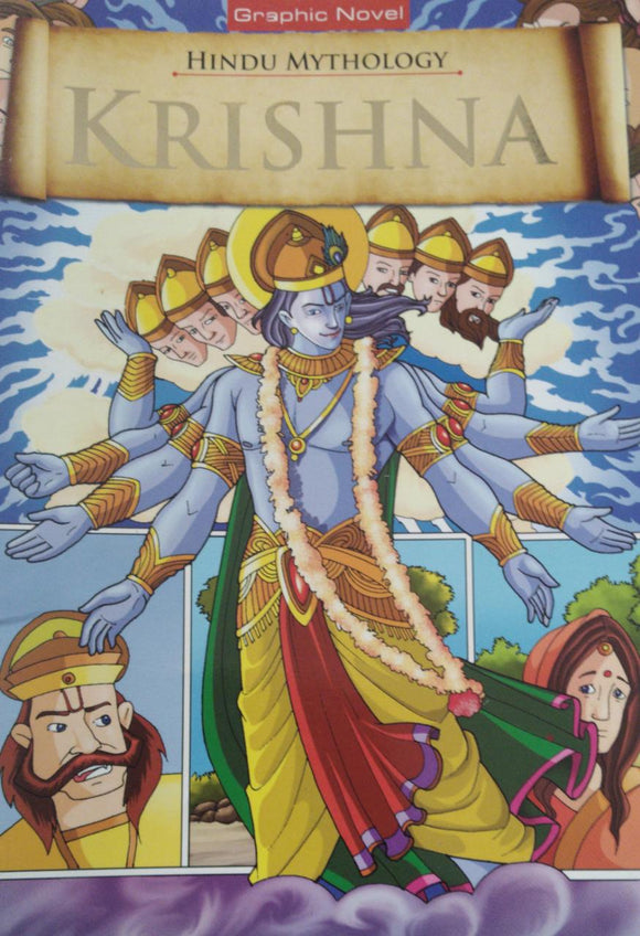 Hindu Mythology Krishna