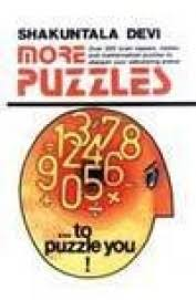 More Puzzles, By Shakuntala Devi