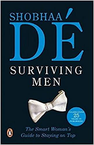 Surviving Men by De, Shobha
