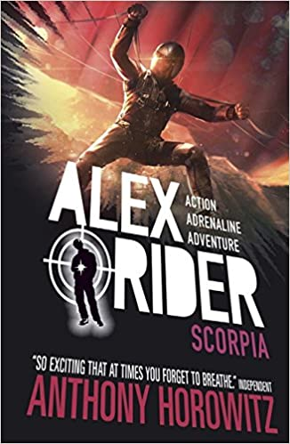 Scorpia (Alex Rider) by Anthony Horowitz
