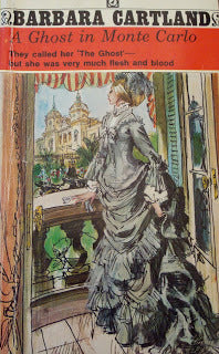 A Ghost in Monte Carlo by Barbara Cartland