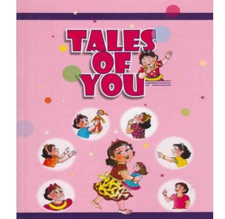 Tales Of You  by Madhuri Mangrulkar