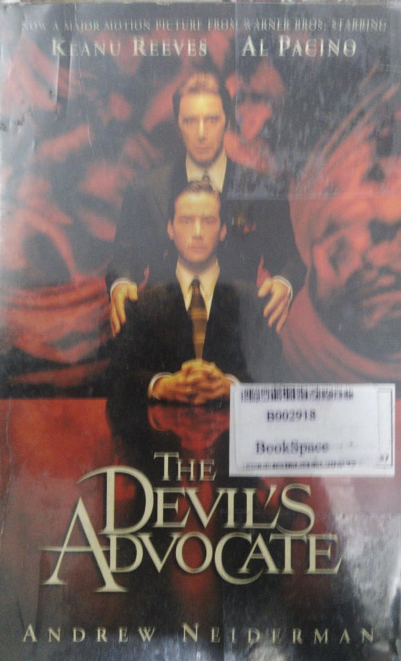 The Devil's Advocate (Keanu Reeves), By Andrew Neiderman
