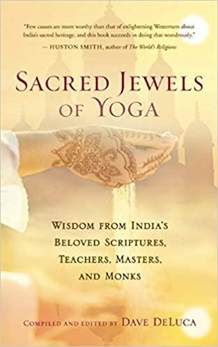 Secred Jewels Of Yoga by Deva Deluca