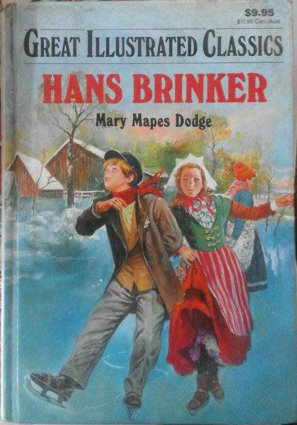 Mary Mapes Dodge By Hans Brinker