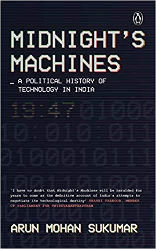 MIDNIGHTS MACHINES by Arun Mohan Sukumar
