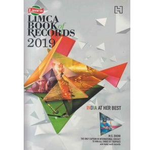 Limca Book Records 2019  by Hachette India
