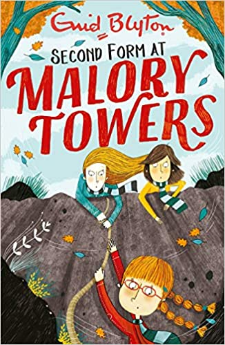 Second Form: Book 2 (Malory Towers) by Enid Blyton