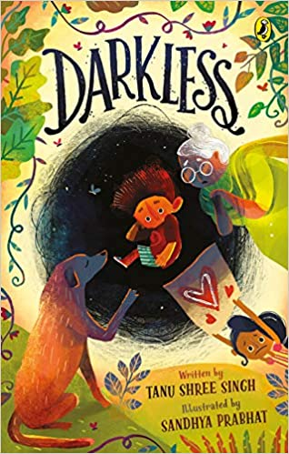 Darkless by Tanu Shree Singh