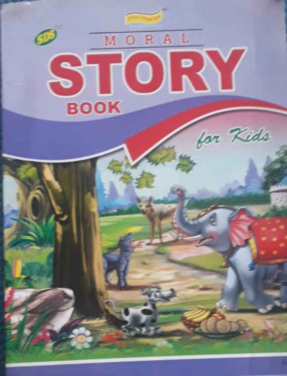 Moral Story Book for Kids