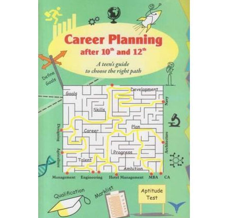 Career Planning after 10th and 12th  by Savita Marathe