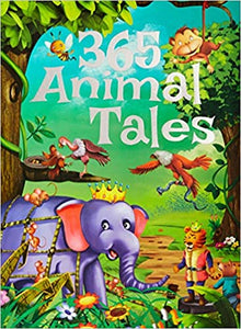 365 Animal Tales by Pegasus Team