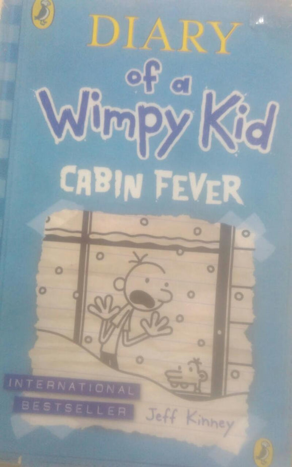 Cabin Fever By Diary Of A Wimpy Kid