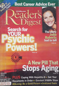 Reader's Digest January 2004
