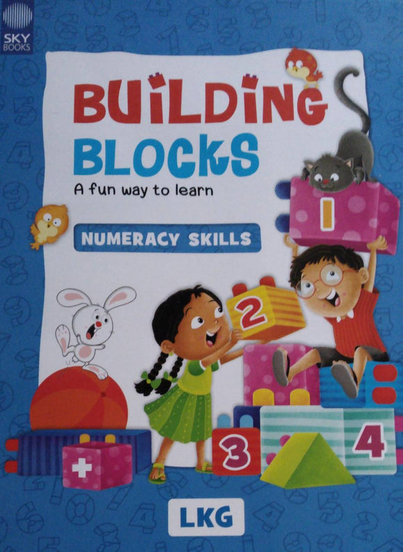 Building Blocks Numeracy Skills LKG