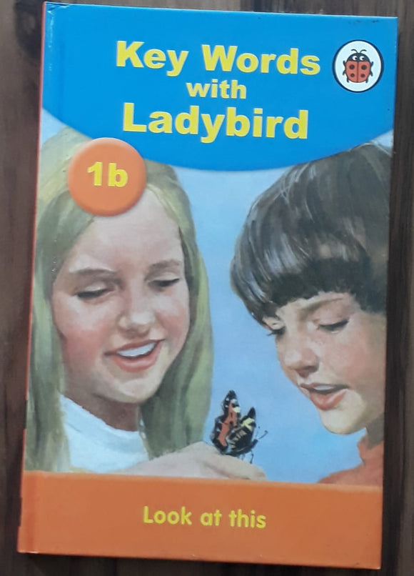 Key words with Lady Bird 1b Look at this