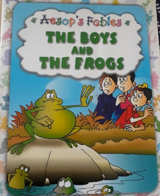 Aesop's Fables - The Boys and the The Frogs