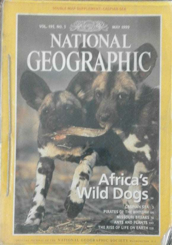 National Geographic May 1999