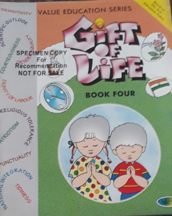 Gift of Life Book 4