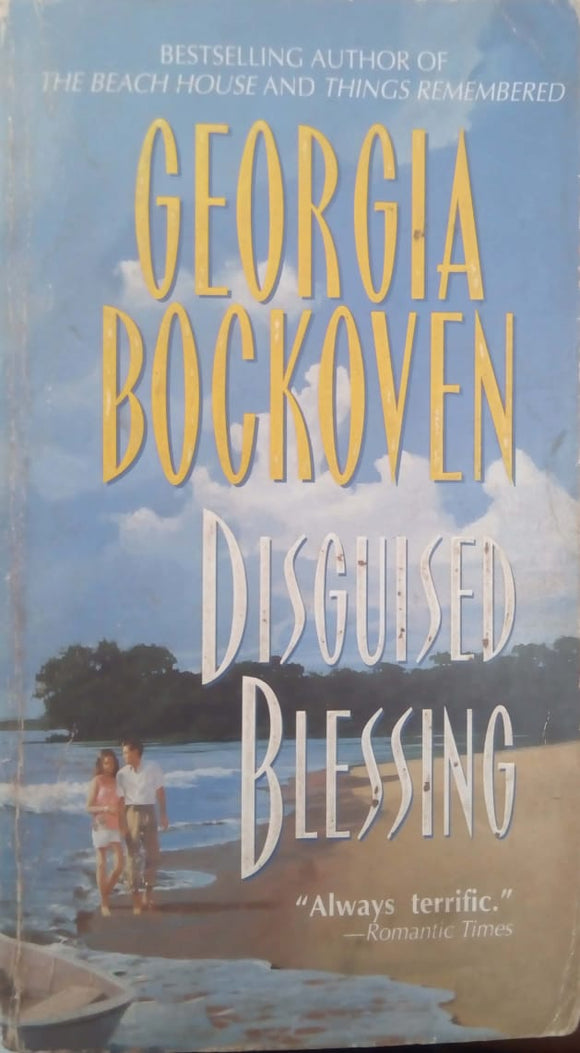 Disguised Blessing (Wheeler Large Print Book Series) by Georgia Bockoven