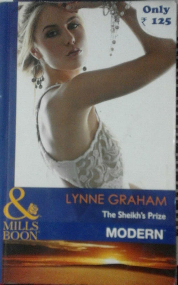 Lynne Graham The Sheikh's Prize by Mills & Boon
