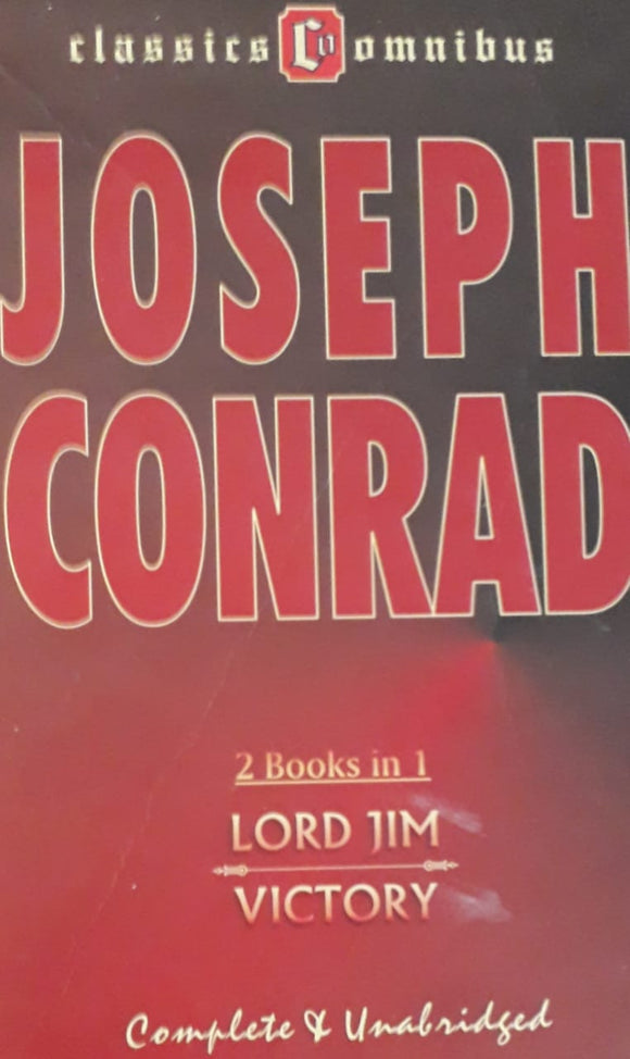 Lord Jim And Victory by Joseph Conard