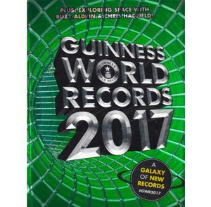 Guinness World Records 2017 by IBD (Distributor)