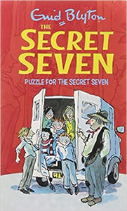 Puzzle for the Secret Seven: 10 (The Secret Seven Series) by Enid Blyton