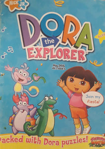Dora The Explorer May 2015