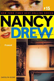 Nancy Drew Girl Detective Framed #15, By Rolyn Keene