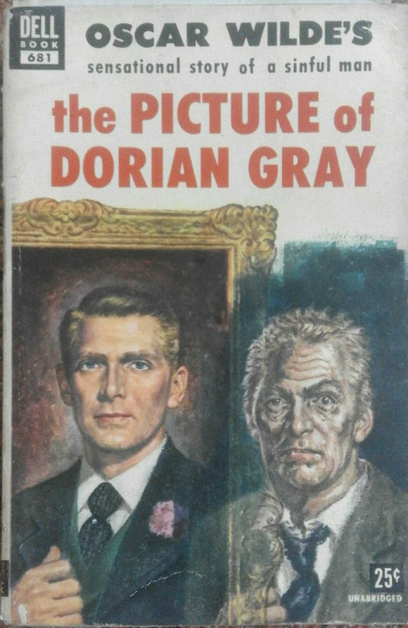 The Picture Of Dorian Gray By Oscar Wildes