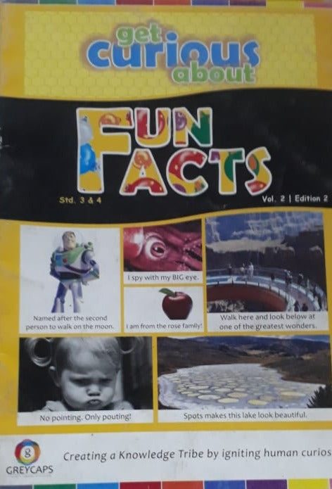 Get Curious About Fun Facts St 3 and 4 Vol 2 Edition 2