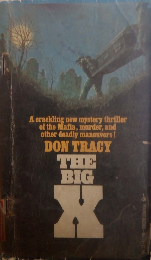 The Big X by Don Tracy