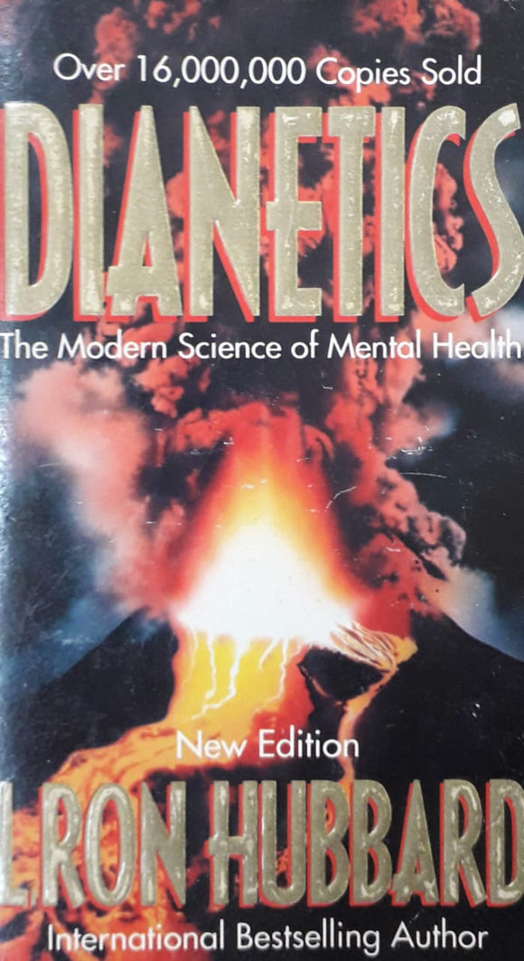 Dianetics by L.Ron Hubbard