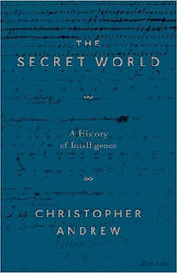 THE SECRET WORLD by Andrew, Christopher