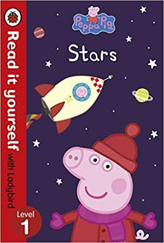 Peppa Pig: Stars – Read it yourself with Ladybird Level 1 by Ladybird