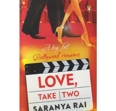 Love Take Two by Saranya Rai