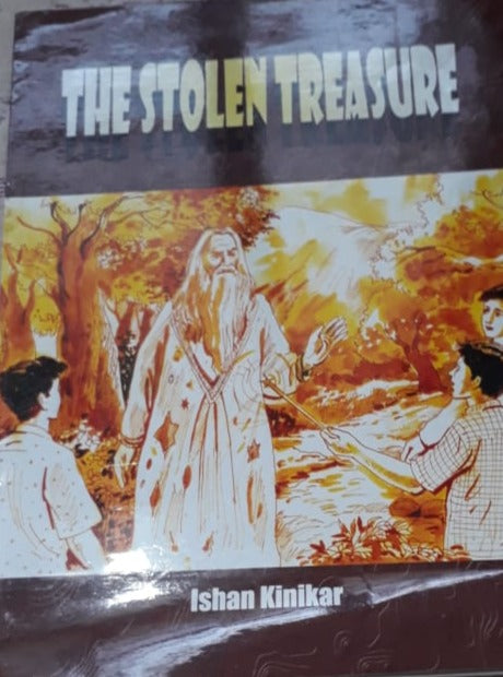 The Stolen Treasure