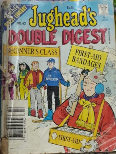 Archie's - Jugheads Double Digest No 42