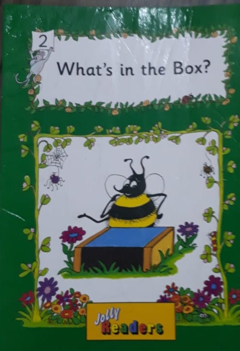 What's in the Box - Jolly Readers