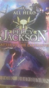Battle Of The Labyrinth By Percy Jackson