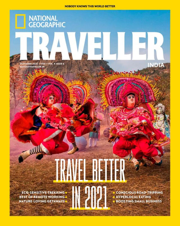 National Geographic Traveller India - December 2020