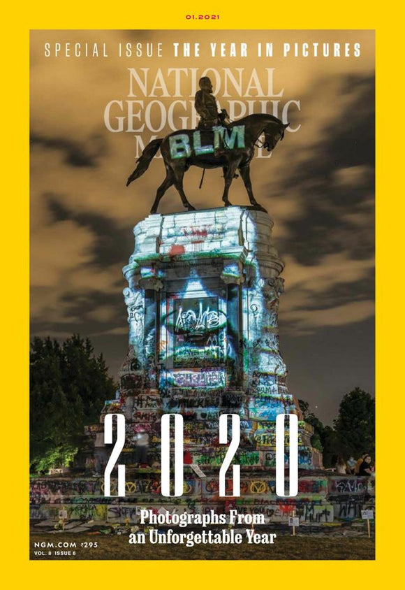 National Geographic Magazine India - January 2021 (Monthly)