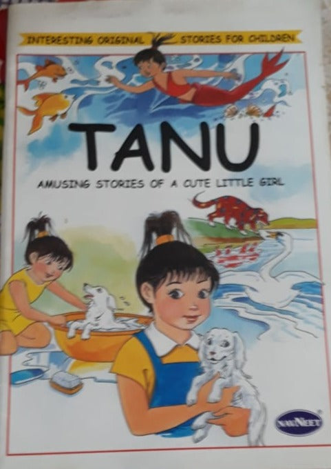Tanu Amusing Stories of A cute little girl