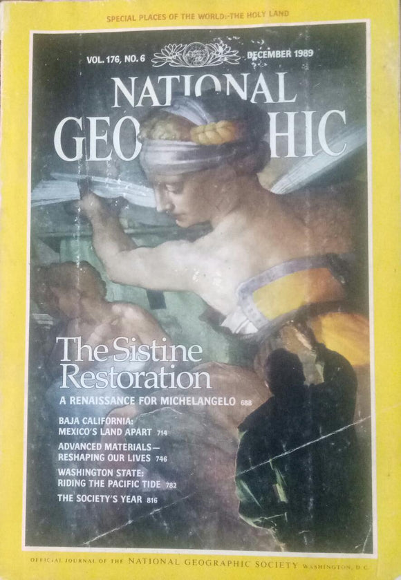 National Geographic Dec 1989
