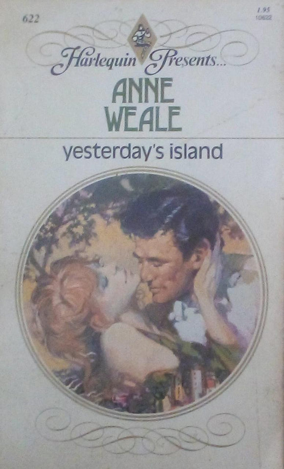 Yesterday's Island By Anne Weale