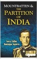 Mountbatten And The Partition Of India by DOMINIQUE LAPIERRE & LARRY COLLINS