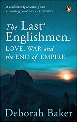 The Last Englishmen by DEBORAH BAKER